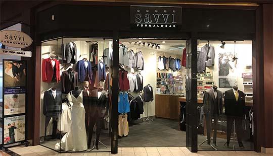 St Louis Galleria storefront