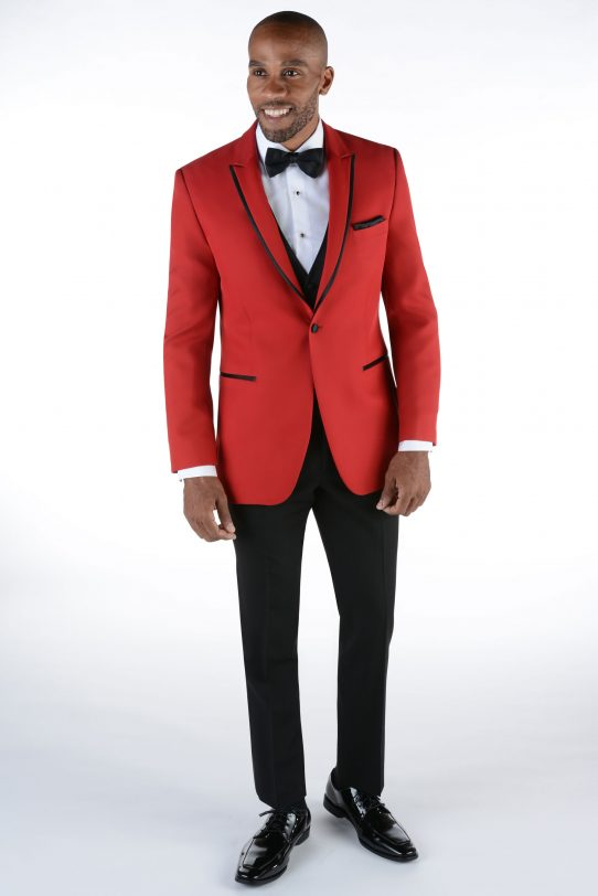 All Styles Red Carter by Savvi Black Label