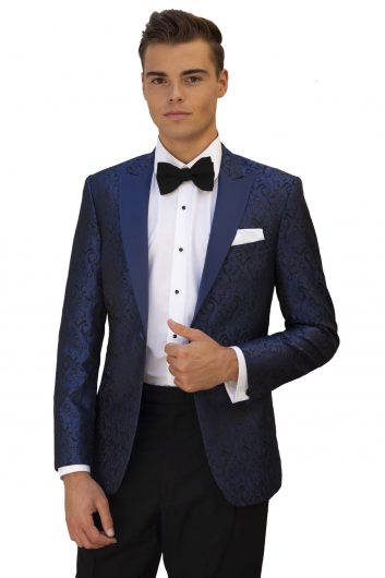 All Styles Navy Chase by Couture 1901