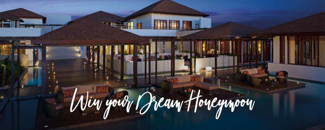 Win Your Dream Honeymoon image