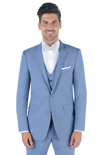 All Styles Cornflower Blue Brunswick by Allure Men