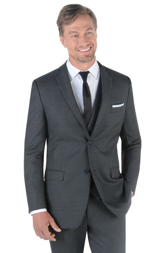All Styles Charcoal Grey Manhattan by Ike Behar