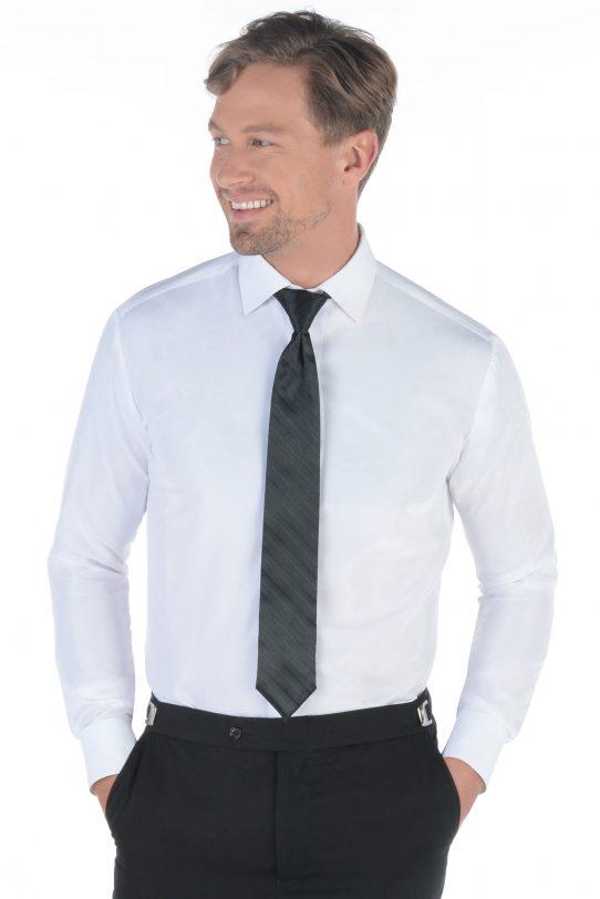 Vests Spread Collar Shirt