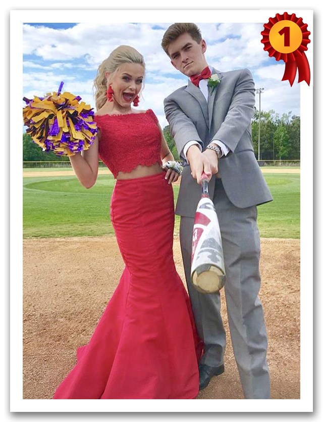 2019 Prom first place winner image