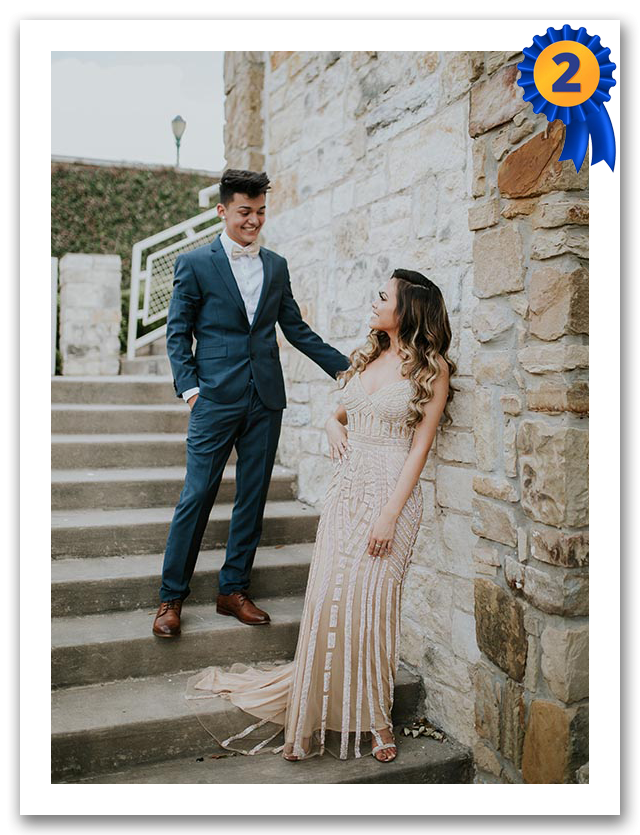 2019 Prom second place image