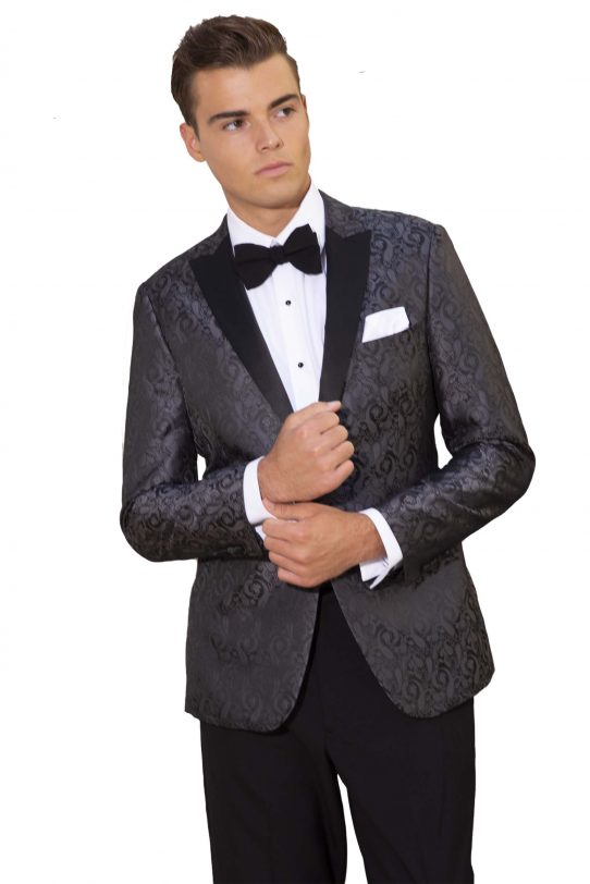 All Styles Charcoal Chase by Couture 1901