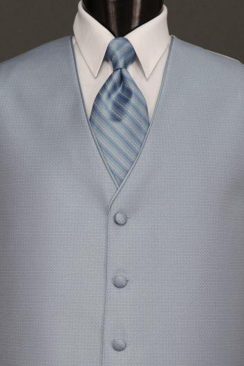 Bali Blue Sterling Vest