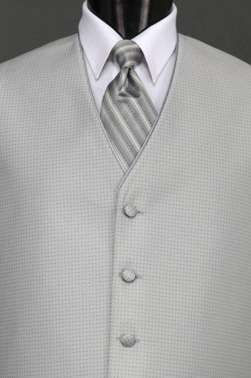 Bali Silver Sterling Vest