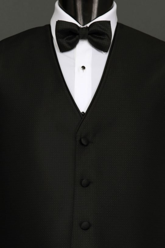 Vests Black Sterling Vest