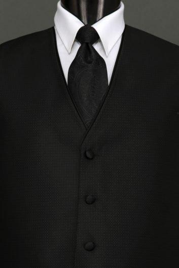 Black Sterling Vest