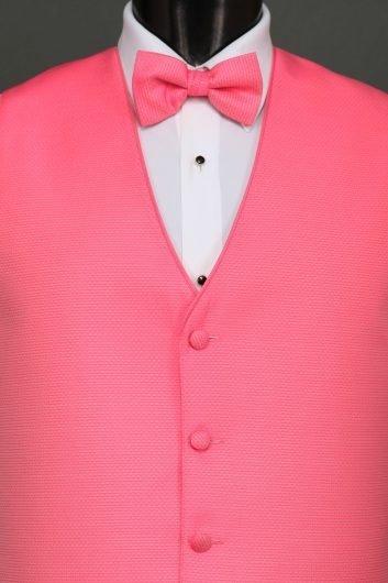 Bright Pink Sterling Vest