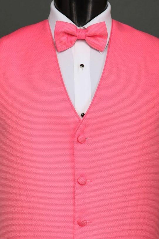 Vests Bright Pink Sterling Vest