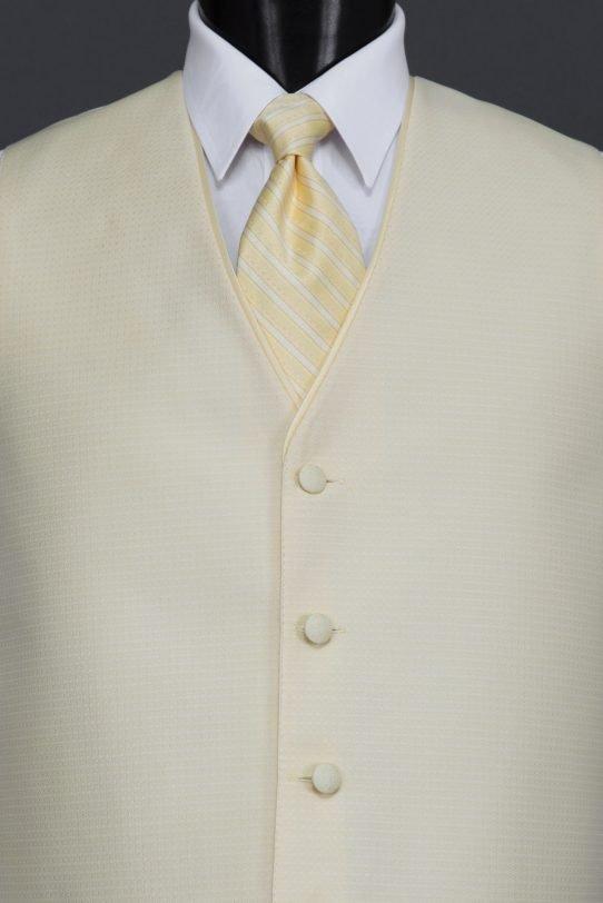 Capri Buttercup Sterling Vest