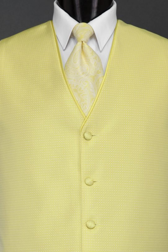 Citron Sterling Vest