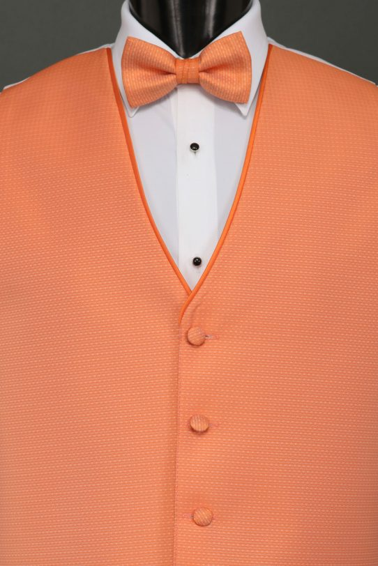 Creamsicle Sterling Vest