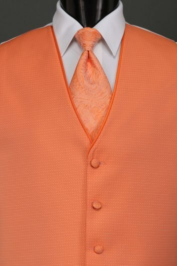 Creamsicle Sterling Vest
