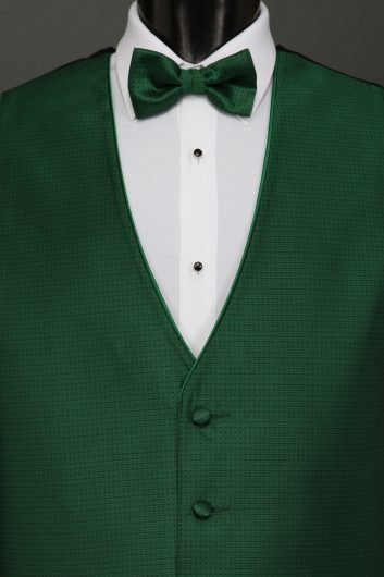 Emerald Sterling Vest