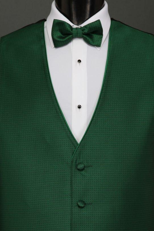 Vests Emerald Sterling Vest