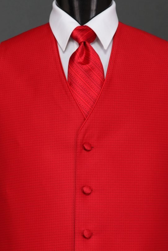 Vests Ferrari Red Sterling Vest