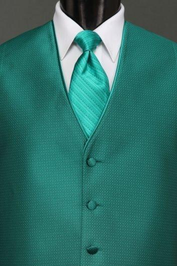 Jade Sterling Vest