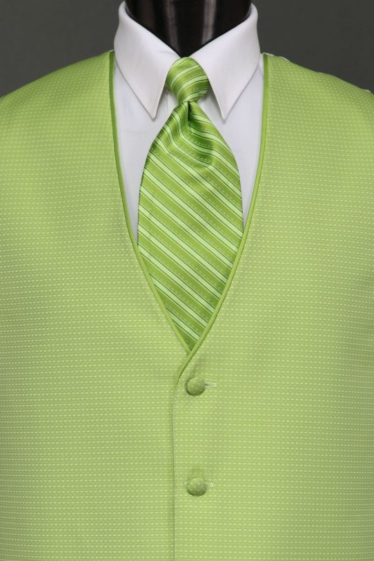Key Lime Sterling Vest