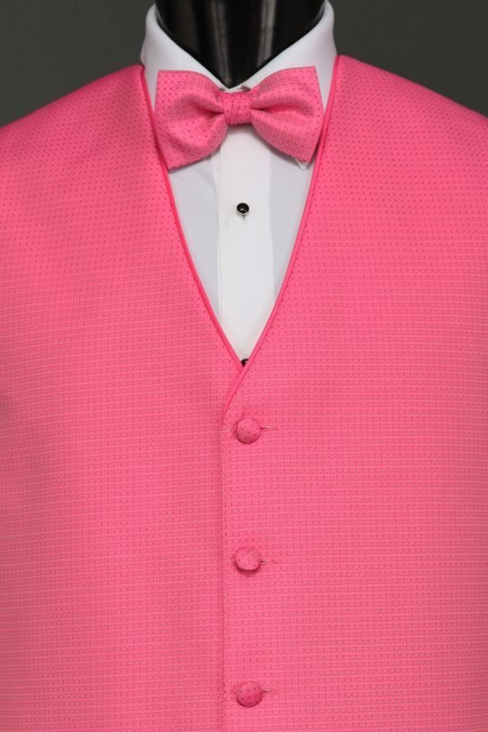 Light Fuchsia Sterling Vest