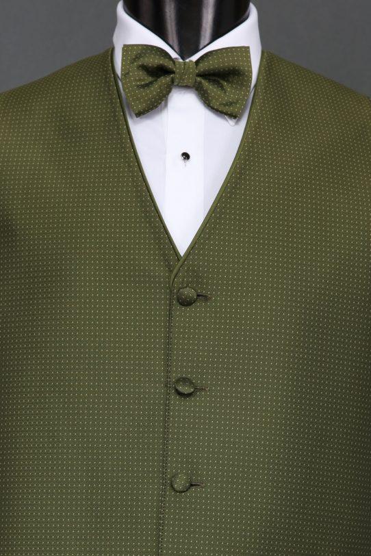 Olive Sterling Vest