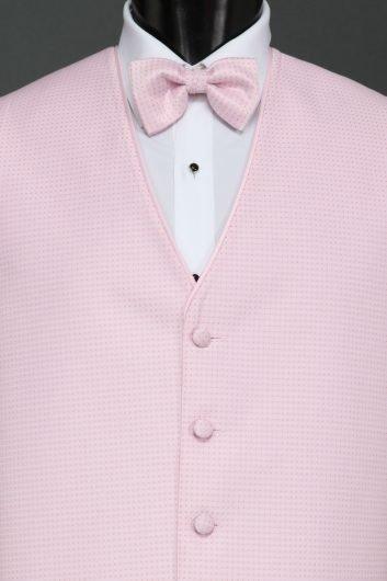Petal Pink Sterling Vest