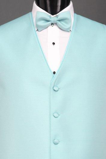Tiffany Blue Sterling Vest