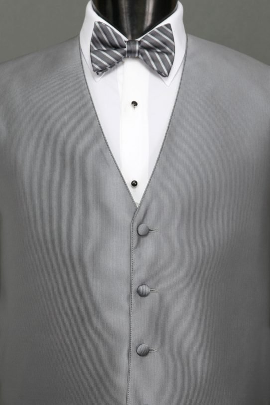 Charcoal Reflections Vest