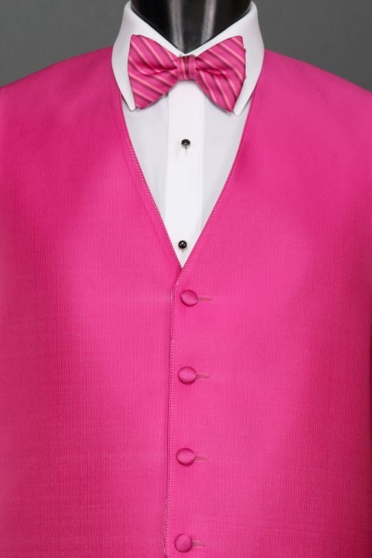 Fuchsia Reflections Vest