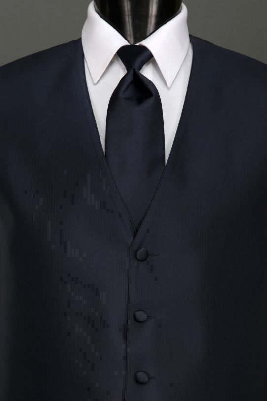 Midnight Blue Reflections Vest