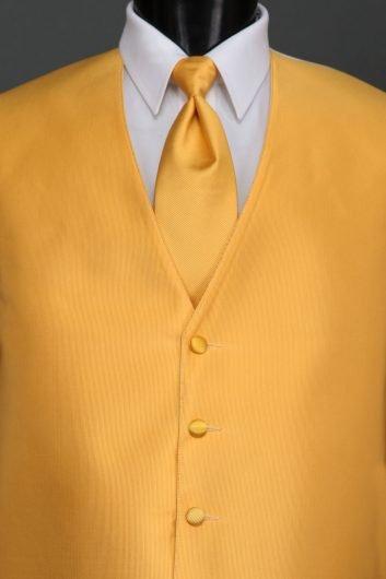 Saffron Reflections Vest