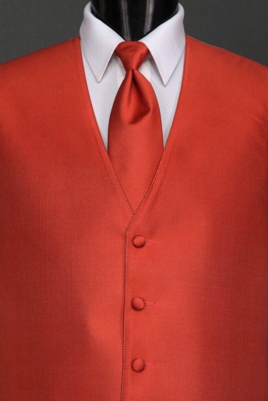 Terracotta Reflections Vest