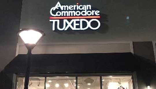 American Commodore Shoppes at Parma storefront