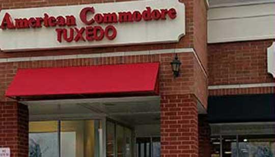 American Commodore Uptown Solon storefront