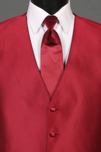 Apple Red Bradbury Vest