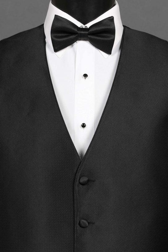 Vests Black Bradbury Vest