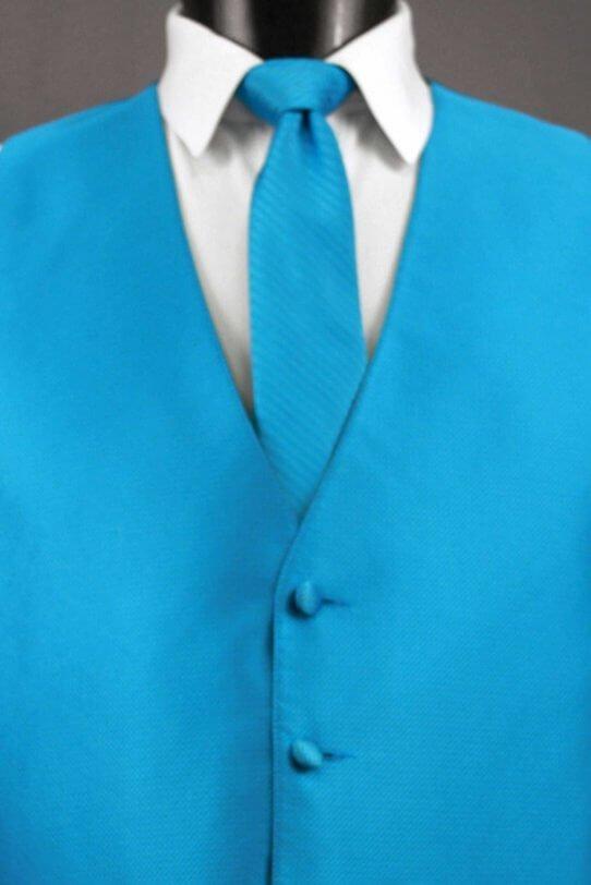 Blue Ice Bradbury Vest