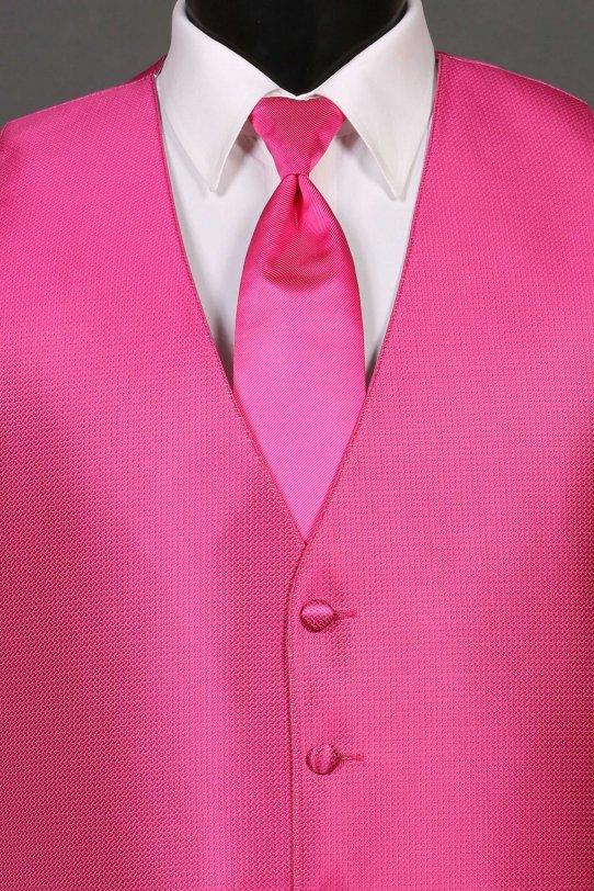 Vests Bright Fuchsia Bradbury Vest
