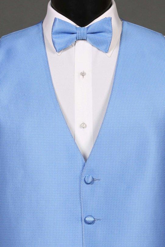 Vests Cornflower Bradbury Vest