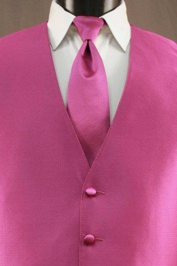 Raspberry Bradbury Vest