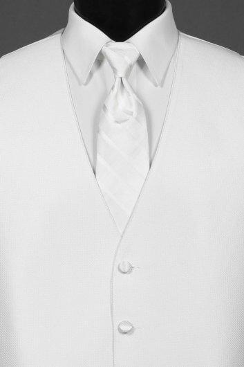 Diamond White Bradbury Vest