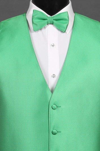 Kelly Green Bradbury Vest
