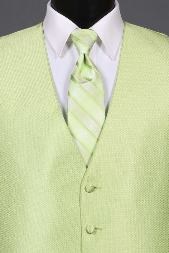 Vests Lime Bradbury Vest