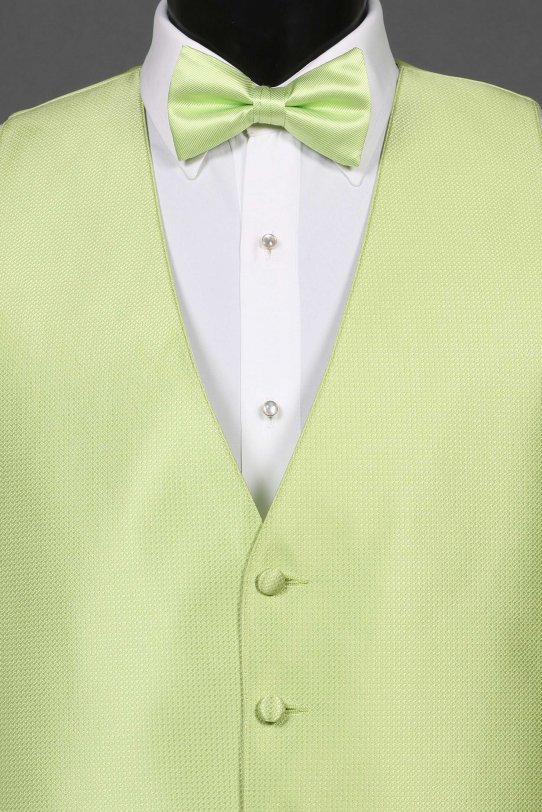 Lime Bradbury Vest