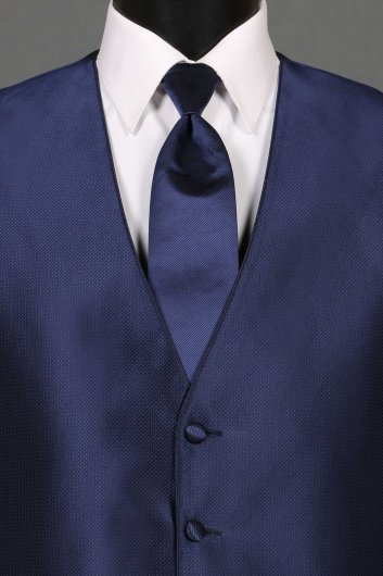 Midnight Bradbury Vest
