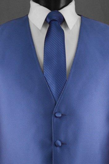 Bradbury Royal Blue Vest