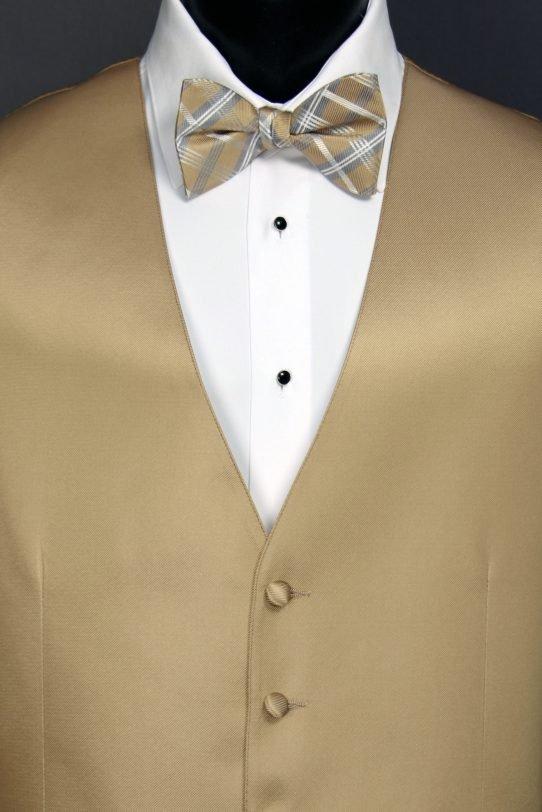 Venetian Gold Solid Vest