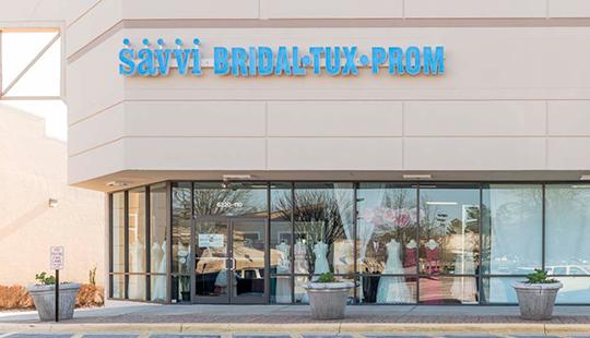 Savvi Formalwear Raleigh NC
